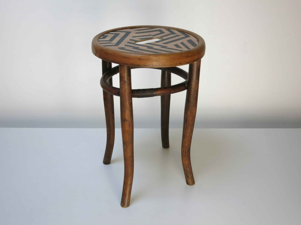 Michael Marriott's thonet stool 2