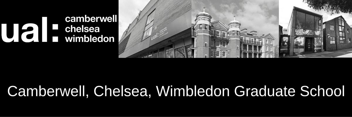 Camberwell, Chelsea, Wimbledon Graduate School Blog